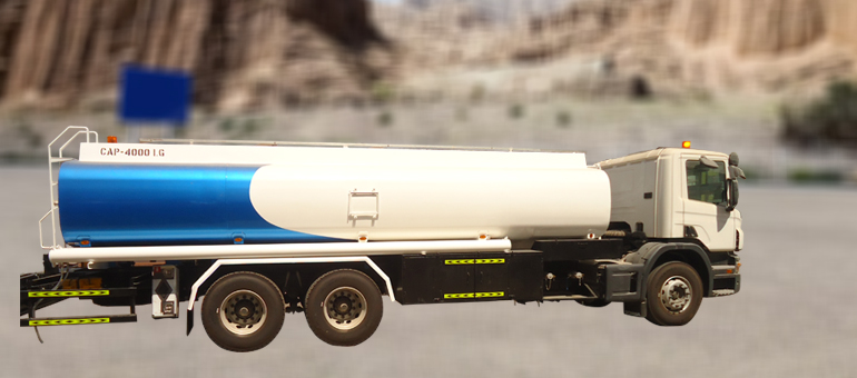 Chemical/Fuel Tanker