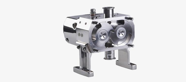 TopWing - Ultra-Hygienic Rotary Lobe Pumps