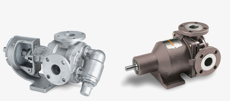 Internal Gear Pumps.