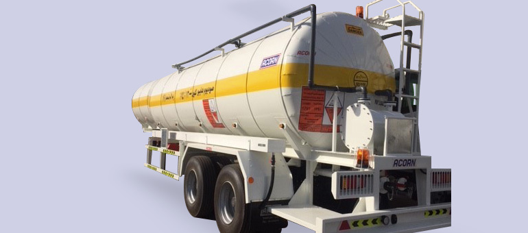 ACID Tanker Trailers