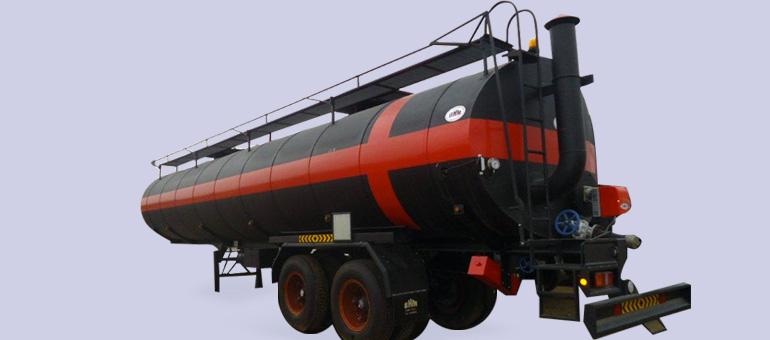 Bitumen Tanker Trailers