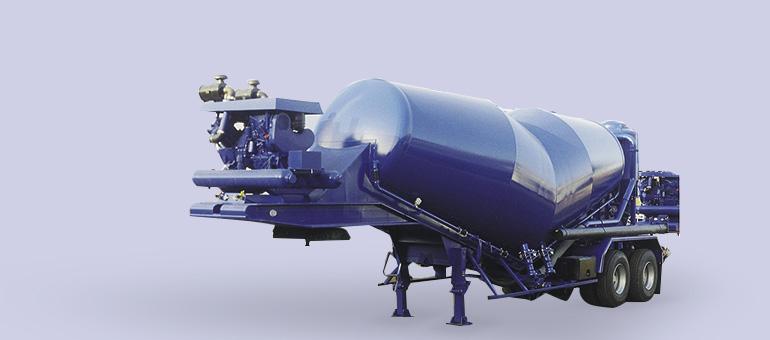 Cement Bulker/Banana Tankers