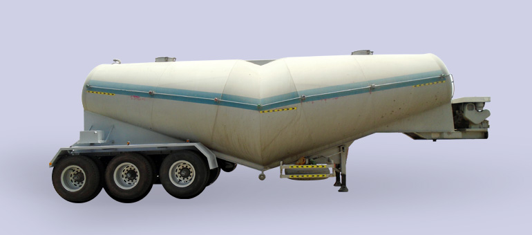 Cement Bulker/Banana Trailer