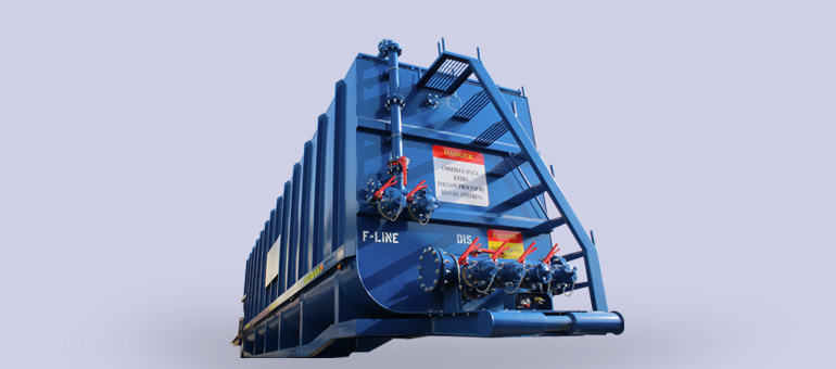 Frac Tank ( ACID, Slurry, Water Application )