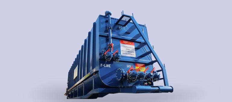 Frac Tank ( ACID, Slurry, Water Application )