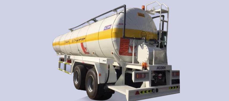 ACID/Chemical Tanker Trailers