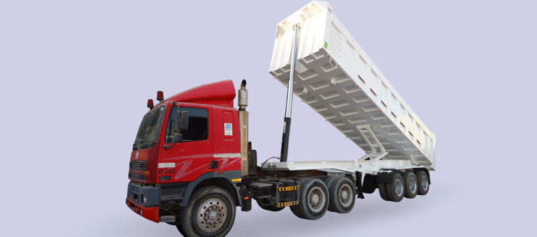 Tipping/Dump Trailers