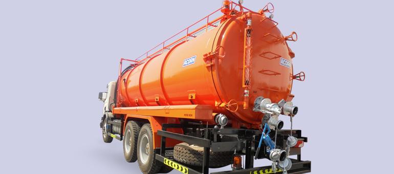 Vacuum/Sewage Tanks