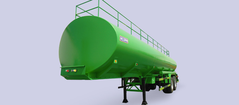 Water Tanker Trailers